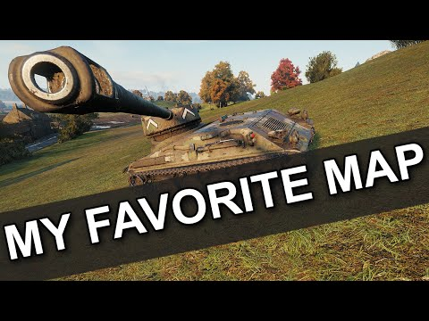 My Favorite Map! - LHMTV - World Of Tanks