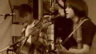2003年5月 メジャーデビュー前の龍之介と直次郎.