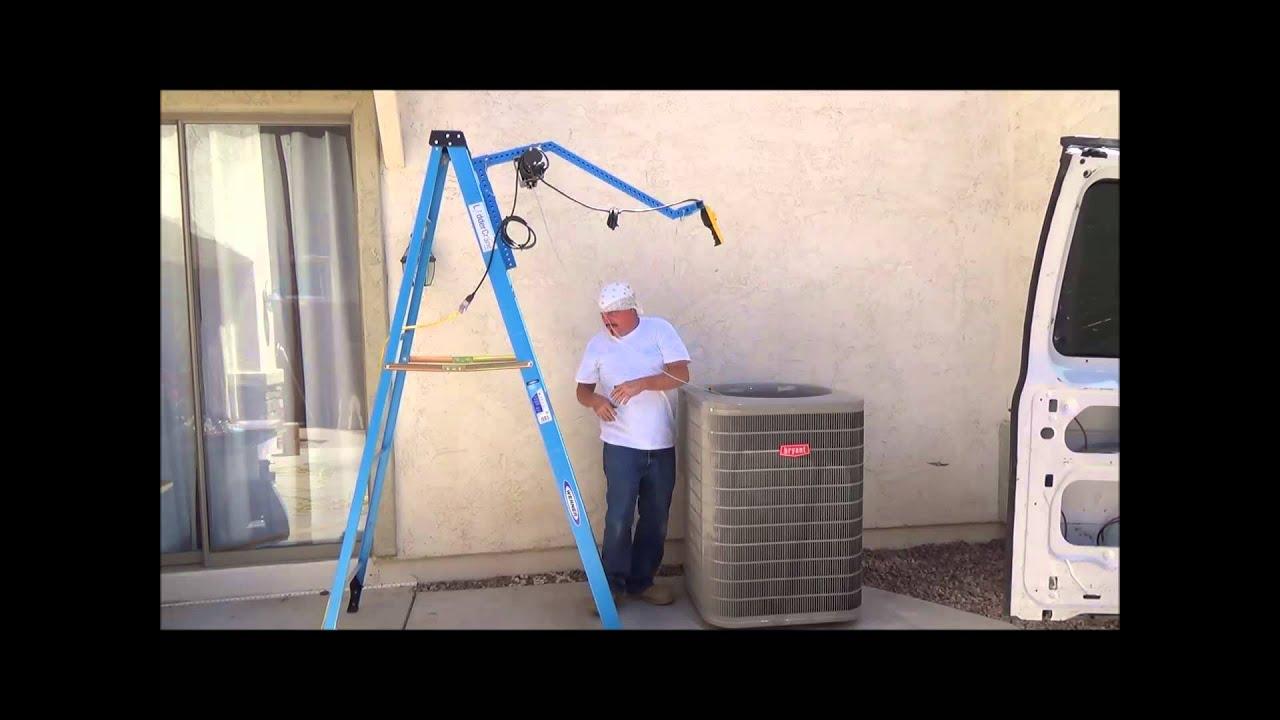 Ladder Crane Movie Youtube