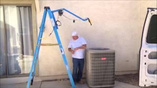 Ladder Crane Movie
