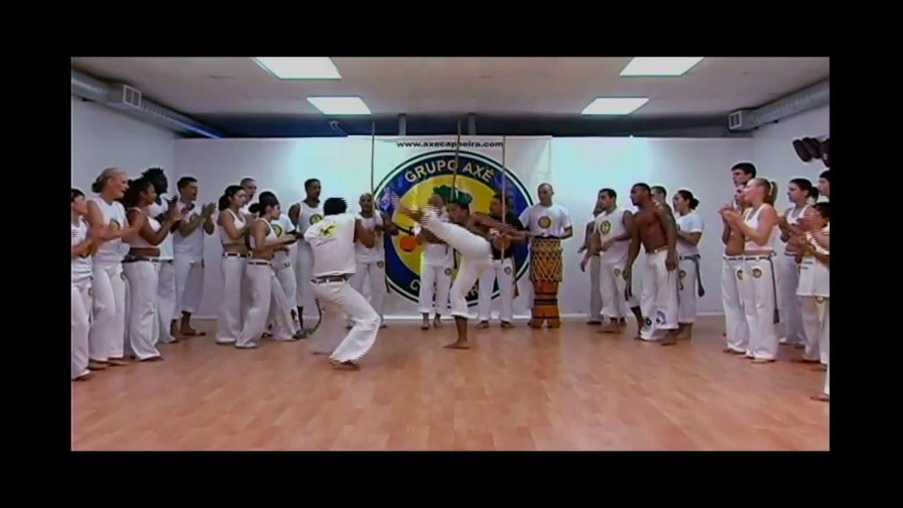 Axé Capoeira | Performance Roda