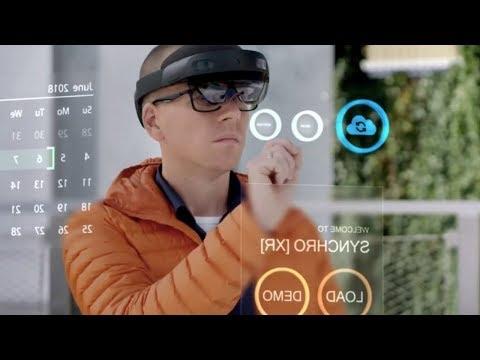 Microsoft - Hololens 2 - Augmented Reality