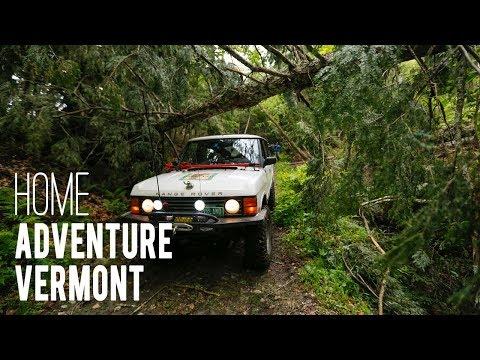 S4E8: Adventure Vermont. Home.