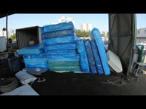 Ghana export container loading style Liberia expert style