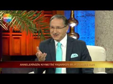 Prof. Dr. Mustafa Karataş Ile Sahur Programı 15 Temmuz 2015