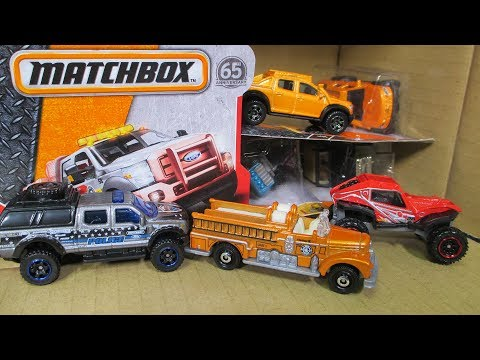 Matchbox 2018 B Case Unboxing Video with Matchbox Toy Cars New for 2018!