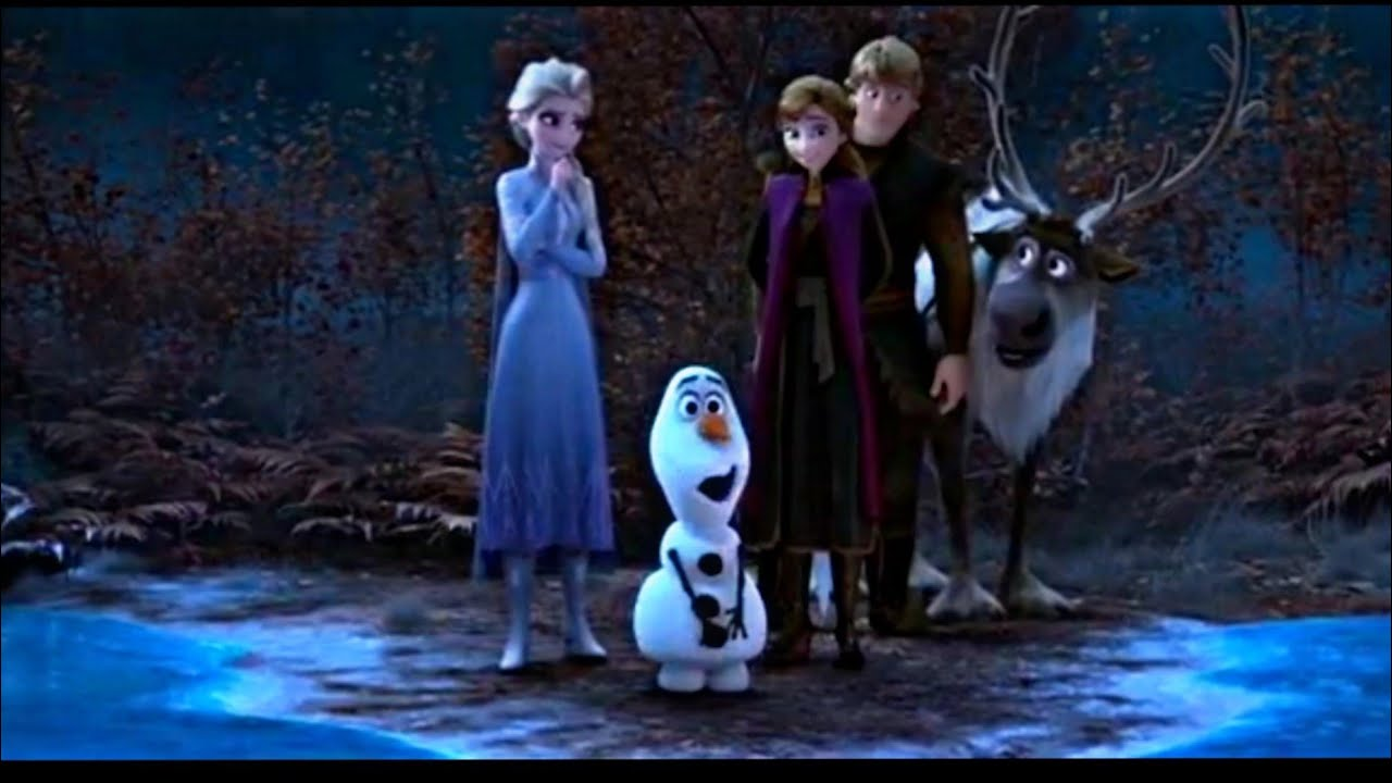 Download Frozen 2 Olaf tells story about frozen