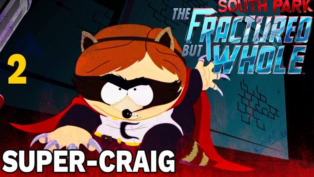 POMÓC CRAIGOWI – South Park: The Fractured But Whole
