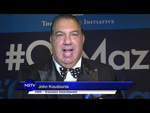 The Hellenic Initiative New York City Gala 2018, New Greek TV News Feature