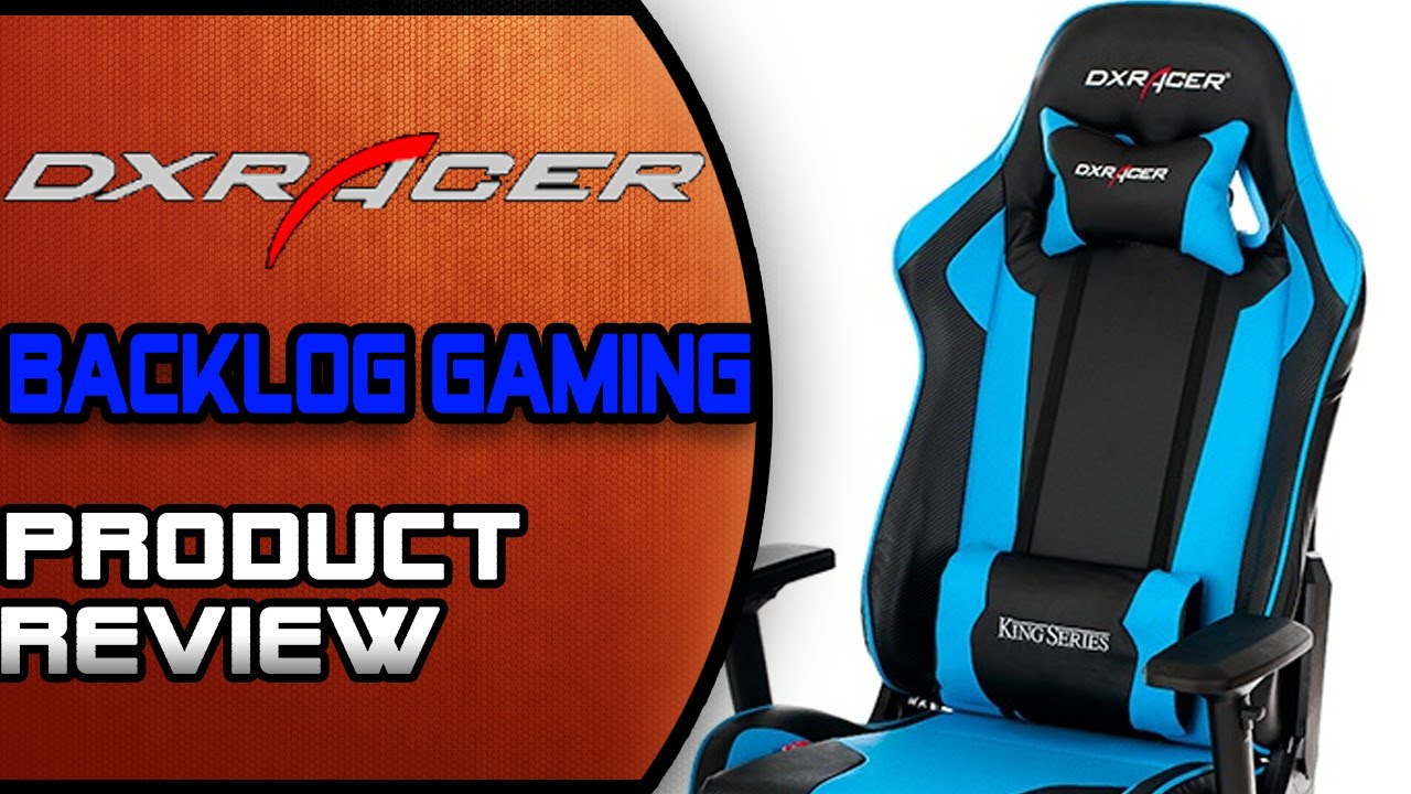Dxracer Pc Gaming Chair Dxracer Pc Gaming Chair King Series Product Review
