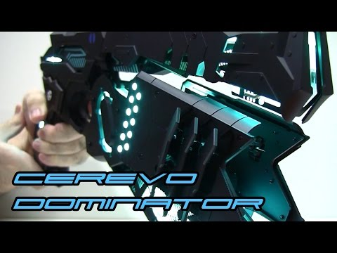 ARR - Cerevo Dominator Full Review and Complete Feature Rund