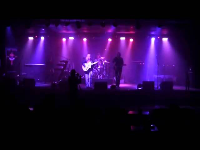 """""""Meant To Be"""" performed by Amy Susan Heard LIVE! at The Bridge 10-11-2014"""