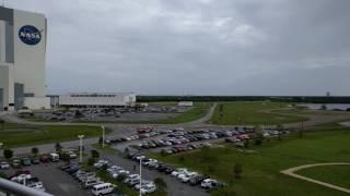 بالفيديو: انفجار يهز موقع إطلاق صاروخ