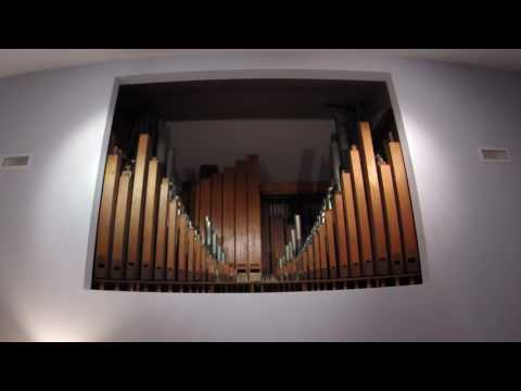 MIDI Pipe Organ Plays Saint-Saëns' Danse Macabre