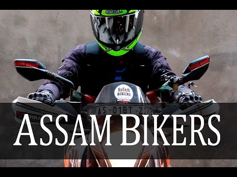 Assam Bikers from India