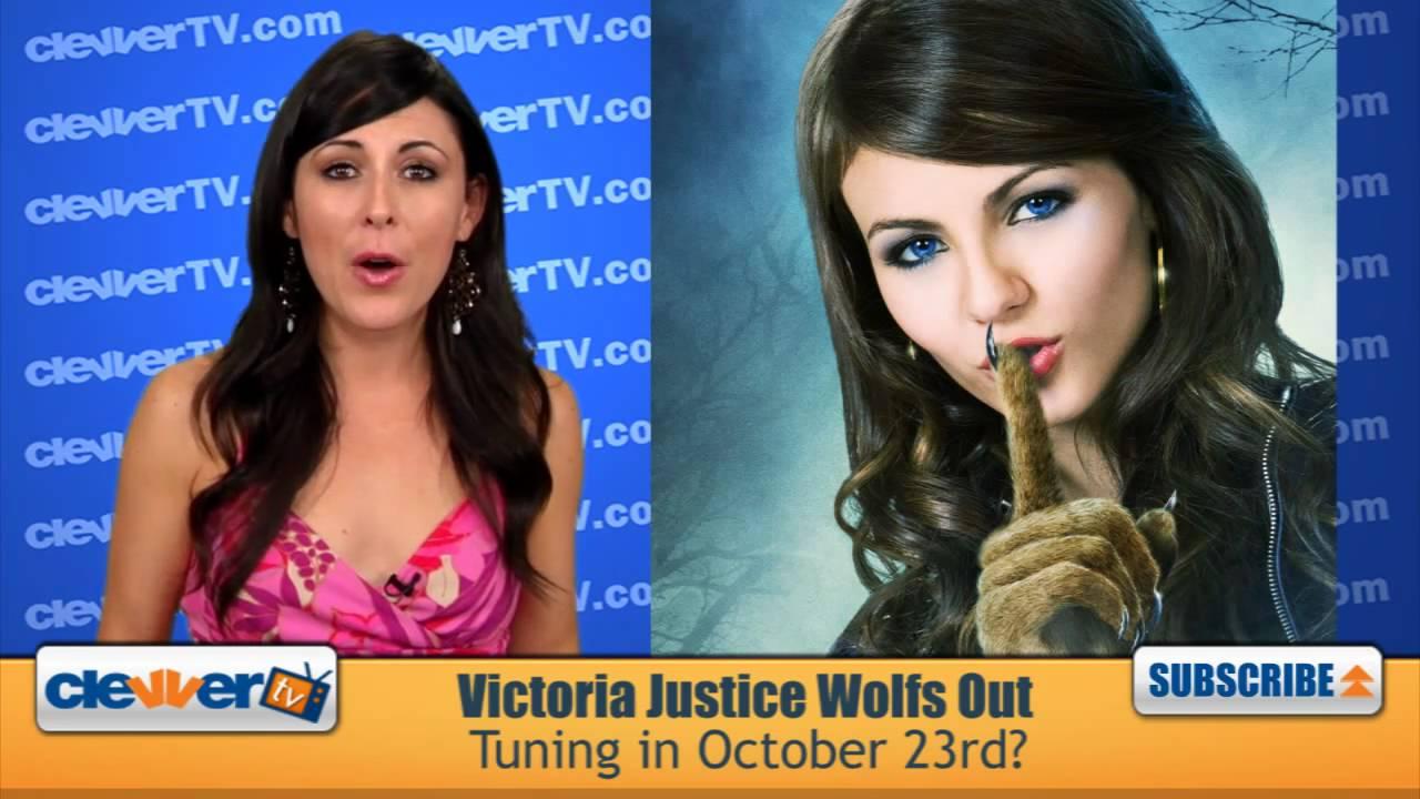 Victoria Justice As A Werewolf The Boy Who Cried Werewolf Movie Youtube