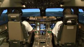 Fear of Flying onboard help video from British Airways Flying with Confidence