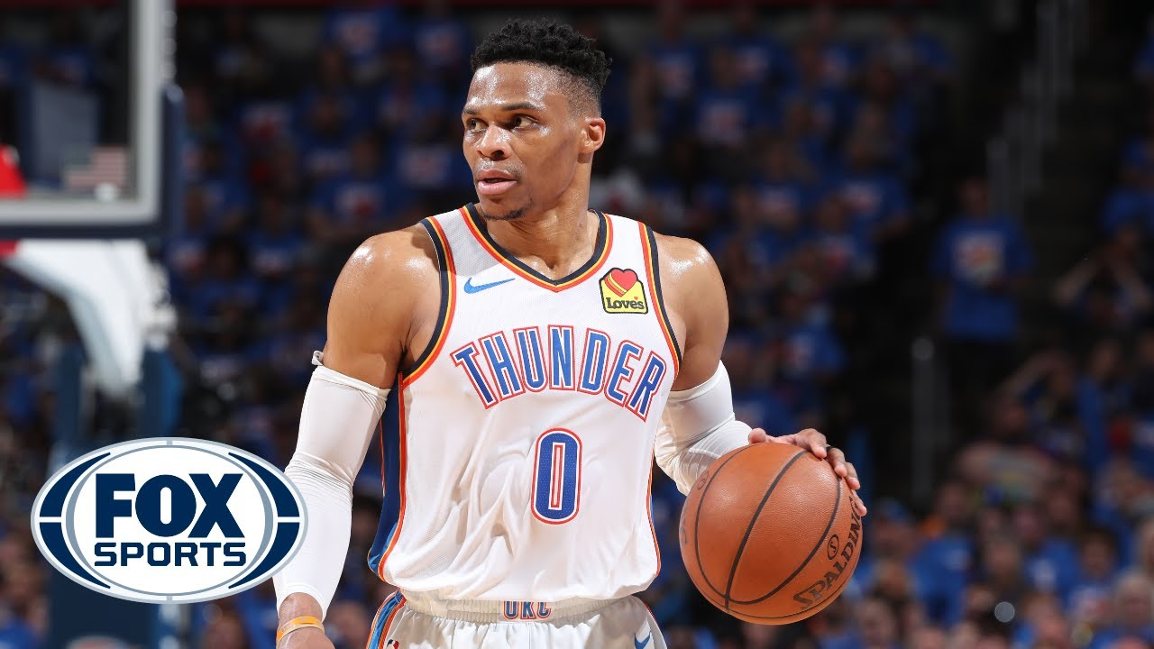 Russell Westbrook's playoff slump; Colin's Top-5 NBA rookie deals | Hoops on FOX Podcast