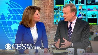 Norah O'Donnell, John Dickerson respond to Leslie Moonves resignation