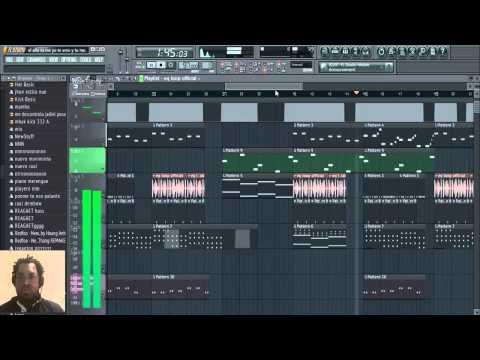 el Alfa - Yo te Amo Tu me Amas - Remake + Flp By RaulMusic