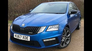 2017 Skoda Octavia VRS Review