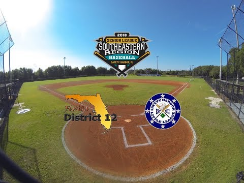 2018 Championship Game - Little League Senior Boys Baseball Southeast Region