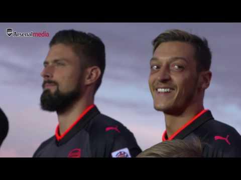 Arsenal and PUMA reveal new third kit   Arsenal Tour 2017