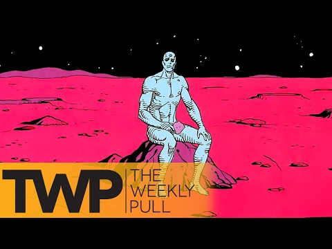 GEOFF JOHNS WRITING WATCHMEN | TWP Podcast
