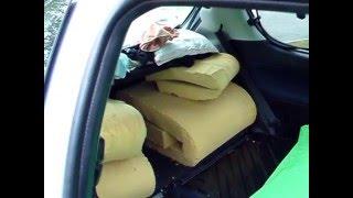 Kterak se vyspat v Peugeot 206 část 1