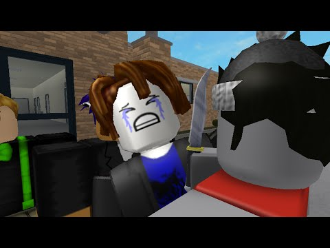ROBLOX BULLY STORY - Galantis - No Money