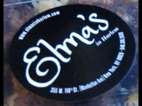 Elma's in Harlem - Soul Food and Juice Bar