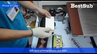 How to sublimate wallet phone cases