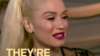 Gwen Stefani Talks About Boyfriend Blake Shelton