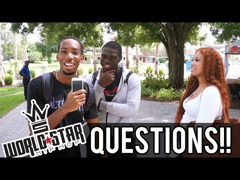 WSHH Questions: Broward College Edition