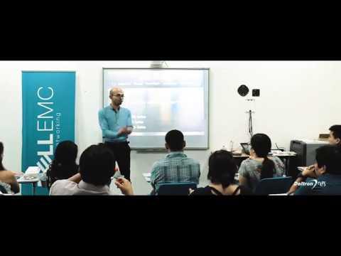 Capacitación DELL EMC  Expositor Alan Hernandez / Entrenador DELL EMC 2019