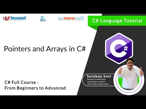 Pointers and Arrays in C Programming language