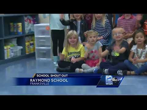 11/24 Shout-Out: Raymond School