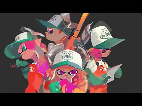 "Splatoon 2: A Full Round of the New Horde Mode ""Salmon Run"" - E3 2017"