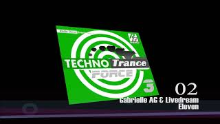 Techno Trance Force Volume 3: Part II: Overclocked (High Energy Trance)