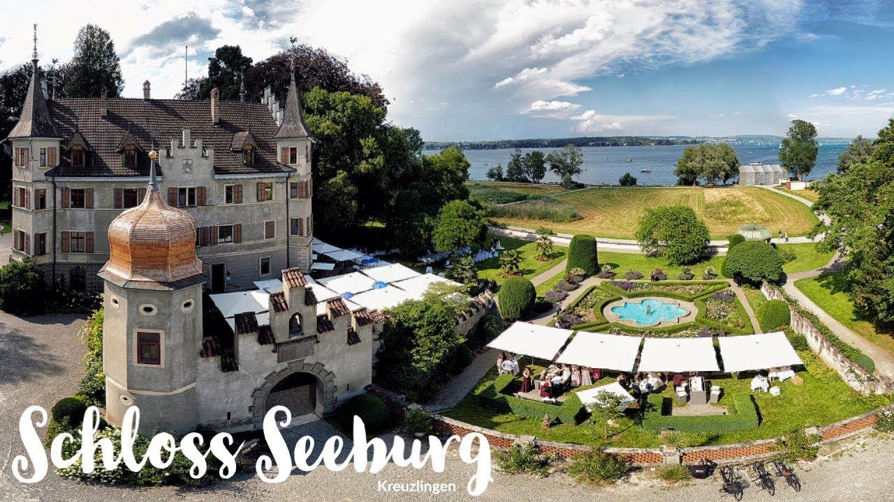 Hochzeit ♡ Heiraten im Schloss Seeburg in Kreuzlingen ♡ Hochzeits und Event DJ Benz