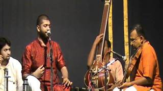 Sriram Parthasarathy- Traditional  and Creative moves in Raagam Shankaraabharanam