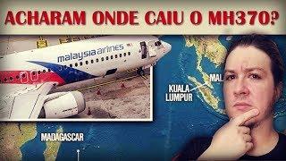 EMPRESA GARANTE QUE DESCOBRIU ONDE CAIU O Malaysia Airlines MH370 - ALMANAQUE