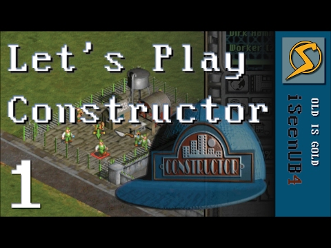 [Old is Gold] | Let's Play Constructor (1/3) | Introduction