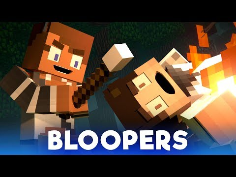 Battle Royale 2: BLOOPERS (Minecraft Animation)