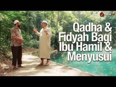 Bincang Santai: Tentang Qadha & Fidyah Bagi Ibu Hamil & Menyusui - Ustadz Firanda Andirja, MA.
