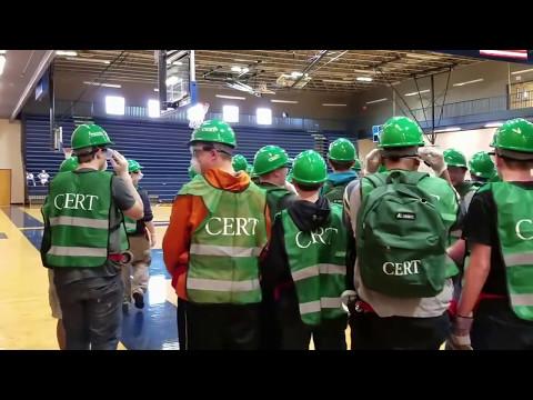 Jamestown High School CERT Training Final 2017