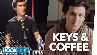 KEYS & COFFEE || HOOKLINE BAND