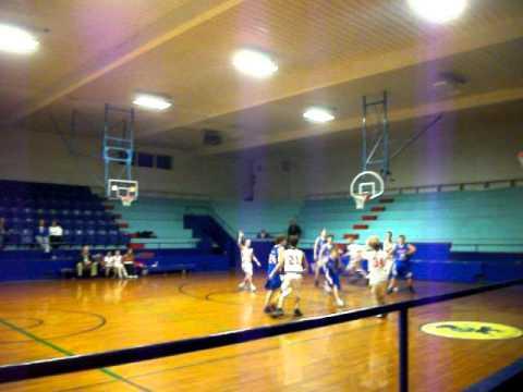 Lake West Christian Academy vs. Trinity Christian Academy 2-8-12