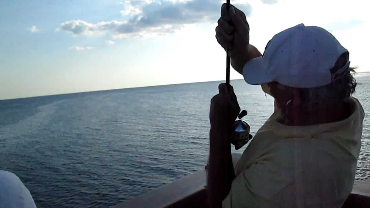 Pier fishing panama city beach youtube for Panama city beach pier fishing report