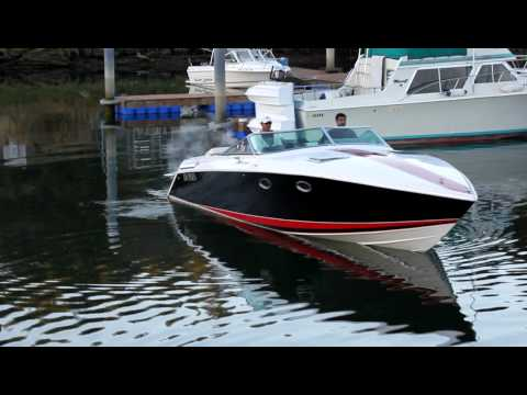 Donzi Z33 Docking 2009